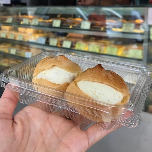 Durian Puff