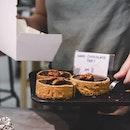 Dark Chocolate Tart (RM8)