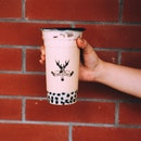 Royal No.9 Milk Tea (RM7.50 Regular, RM8.40 Large)