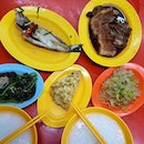 Teochew porridge S$14.40  PSA: good and for-value porridge, now moved to Blk 55 Lengkok Bahru #01-387 S(151055).