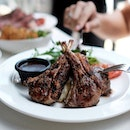 Probably not a favourite meat for everyone but this Australian Grilled Lamb Chop ($32/380g) is one not to be missed by any meat lovers.