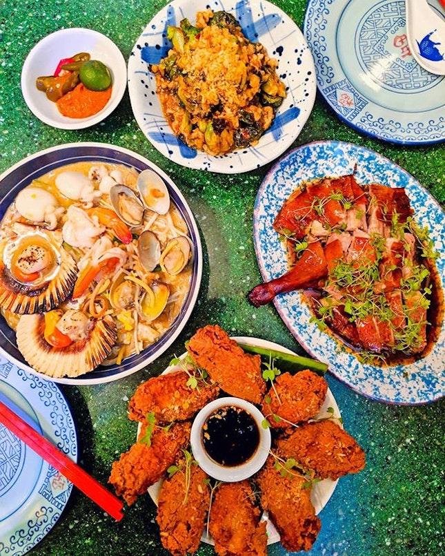 Tat Night's Bdae Dinner for our beloved Tan baobao @averiiieeee.t .
