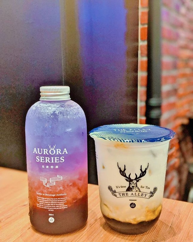 Never too late for Bubble Tea ❤️ .