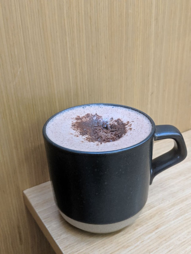 Origin Hot Chocolate
