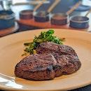 The Spicy Cajun Rib Eye Steak...