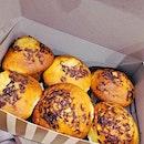 The Mushroom Headed Muffins - love Chocolate Chips...