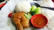Salt Baked Chicken With Rice