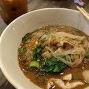 Thai Boat Noodles ($5)
