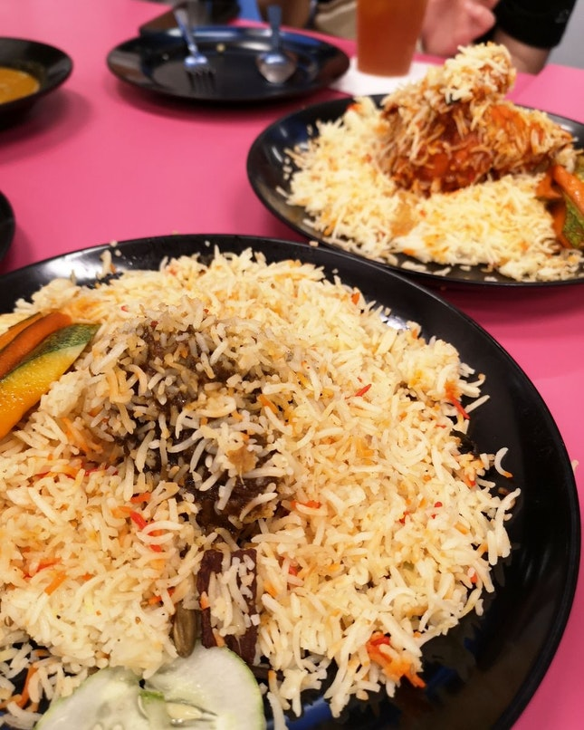 Great Biryani At An Affordable Price!