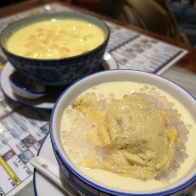 Durian Sago That Is A Must Try!