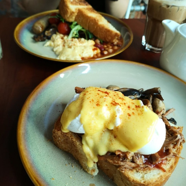 Great Brunch! But You Can Give The Coffee A Miss