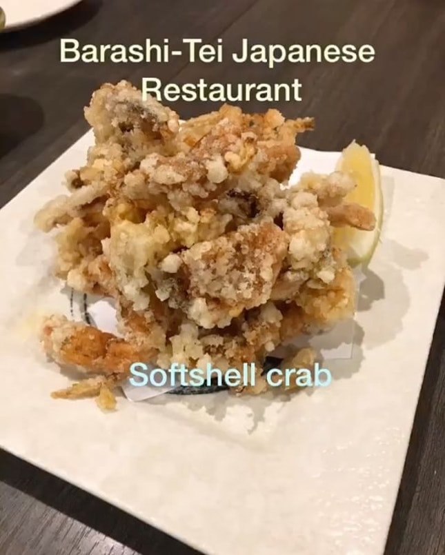 Barashi-Tei Japanese Restaurant introduce a few new dishes: Ebi Mentaiyaki  Foie Gras Sushi Sake Avocado Don Kama Shioyaki Gelato  Wagyu beef over rice  Chirashi Don Spicy Salmon Maki Chawanmushi Kushi Mori Tempura Mori .