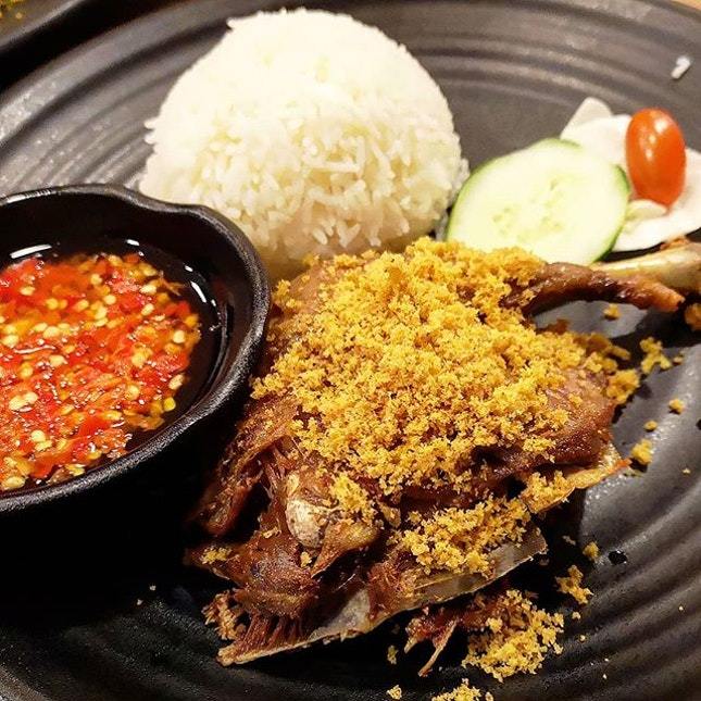 Original crispy duck @bebekgorengpakndut_sg 😍😍😍