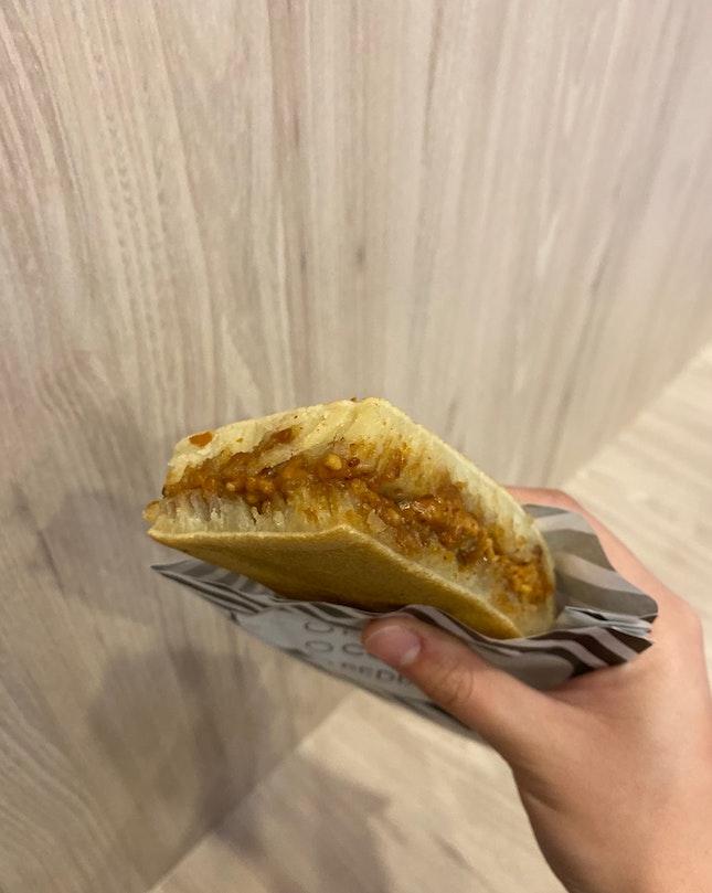 Peanut Min Jiang Kueh ($1.60)