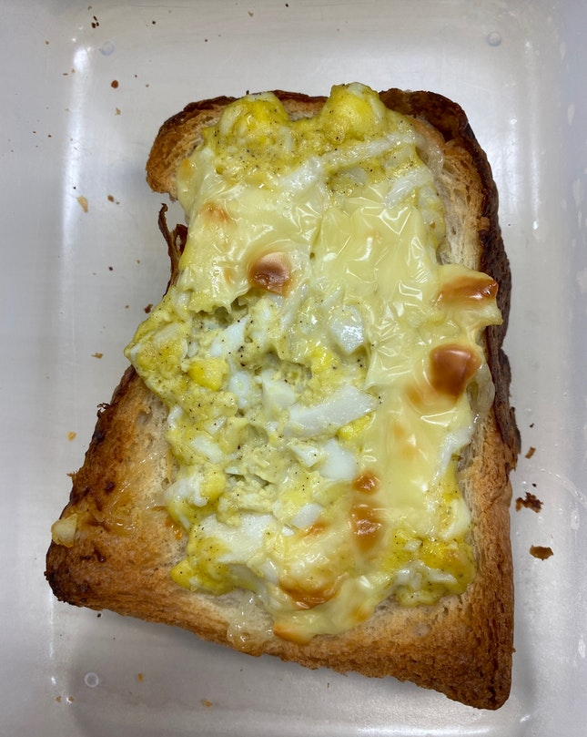 Egg & Cheese Toast