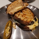 3 Cheese Sandwich