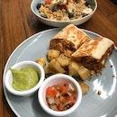 Breakfast Burrito ($17)