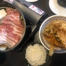 Pork Hot Pot & Extreme Tendon