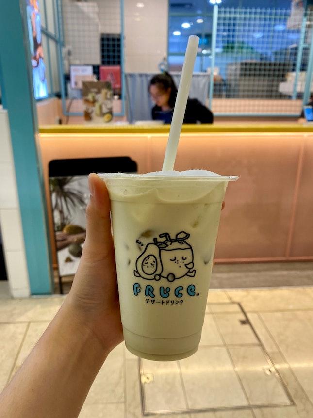 Avocado Coconut Fruce