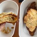 Almond Croissant ($4.50)
