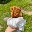 Tuna Melt Toastie ($17)