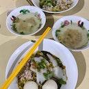 Bak Chor Mee ($3) From Sheng Cheng Fishball Noodles