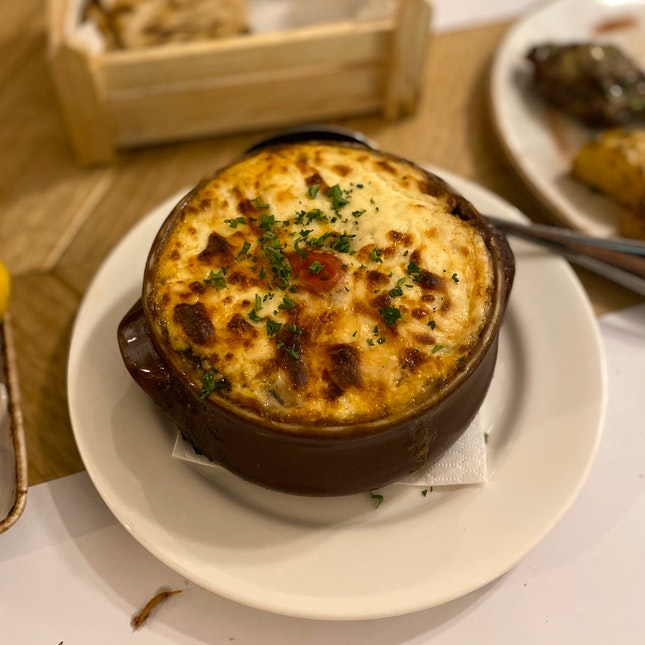 Vegetarian Moussaka ($22.90)