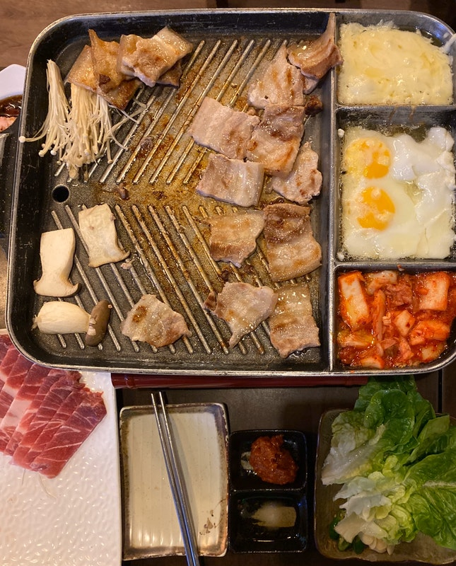 Pork Set ($45)