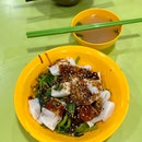 Hakka Yong Tau Foo ($4.50) from Amoy Street Hakka Yong Tau Foo #02-112