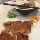 Pork Chop Set With Rice
