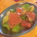 Jie Cai With Ham