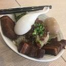 Lu Rou Fan (Braised Pork Rice)