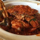Claypot Chilli Crab