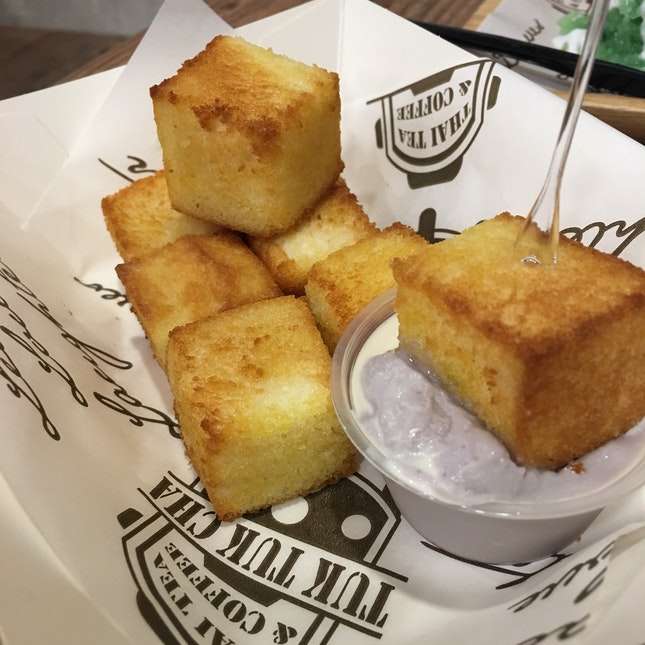 Golden (Love the) Toast