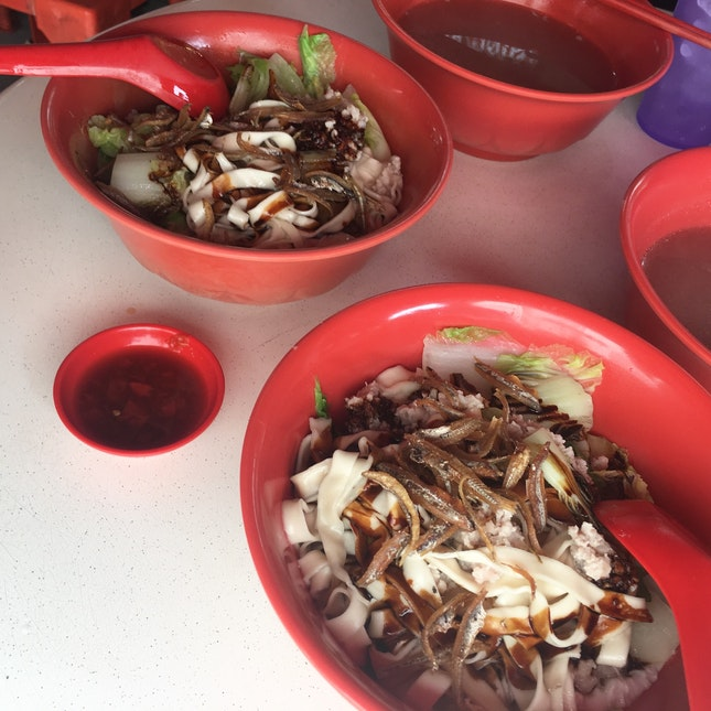 Ban Mian (Dry)