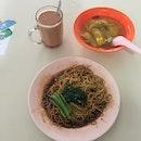 Hollywood Canteen Zhen Guang Wonton Noodles (Haig Road Market & Food Centre)