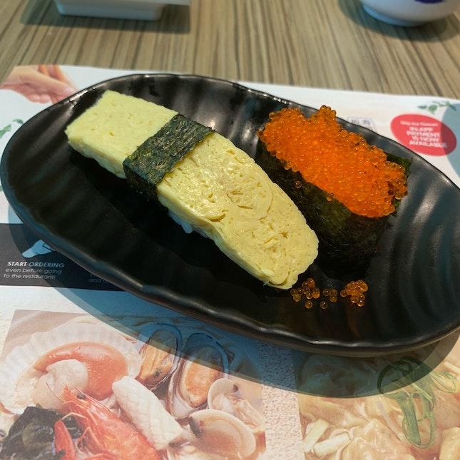 Sushi & Warship