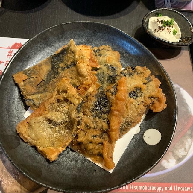 Yuzu Pepper Chicken Skin Chips