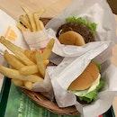 MOS Burger (Our Tampines Hub)