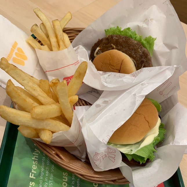 Fast Food - Time Matters