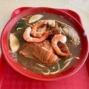 Crayfish & Prawn Mee