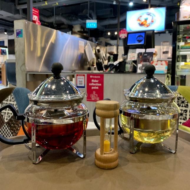 Tisanes & Green Tea