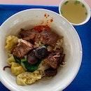 Yummy Sarawak Kolo Mee (Tampines Round Market & Food Centre)