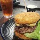 Stack Burger ( $ 7.50 )