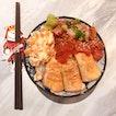 Omote 2.0 - Mentai Chirashi Don ($23.80)