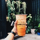 Nothing goes wrong with Thai Milk Tea