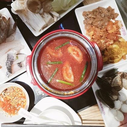 Jin Shang Yi Pin Buffet Hot Pot | Burpple - 1 Reviews - Tampines, Singapore