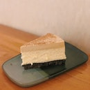 C3 Cheesecake ($9) tastes light to the palate, not surfeiting that you can't finish the cake.