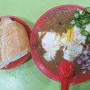 Hawker Centre food!