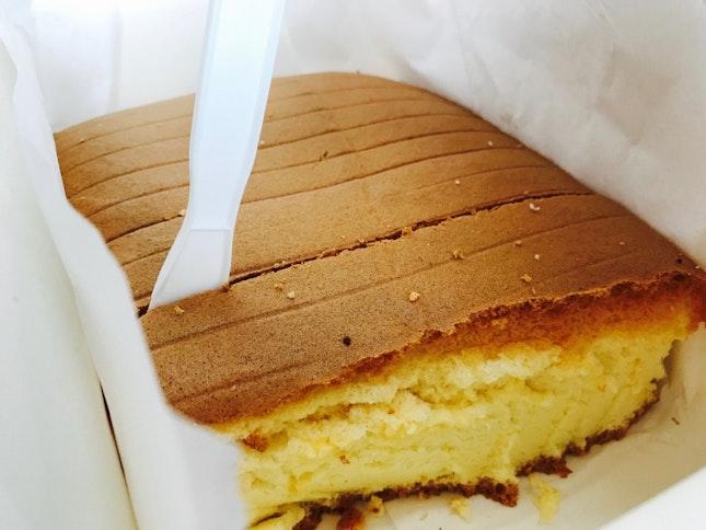 Ah Ma's Fluffy Sponge Cake